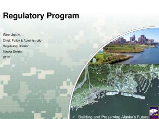 Regulatory Program
