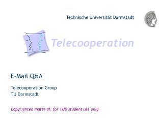 E-Mail Q&A