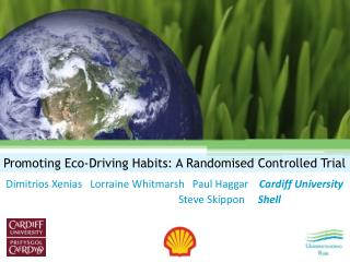 Promoting Eco-Driving Habits: A Randomised Controlled Trial