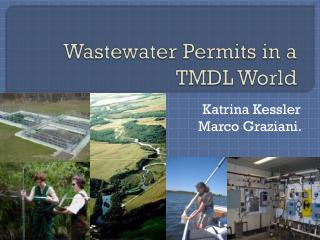 Wastewater Permits in a TMDL World