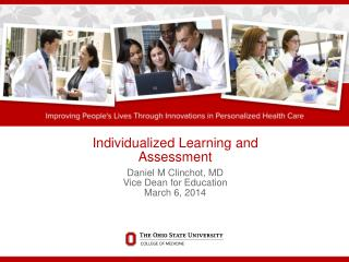 Individualized Learning and Assessment