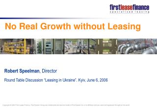 No Real Growth without Leasing