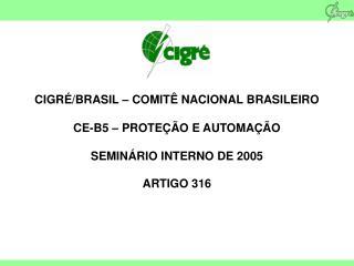 ARTIGO 316