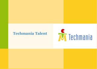 Techmania Talent