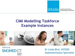 CIMI Modelling Taskforce Example Instances