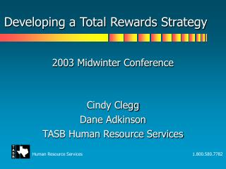 2003 Midwinter Conference
