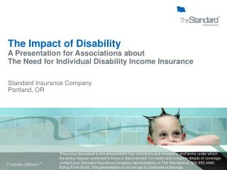 Standard Insurance Company Portland, OR