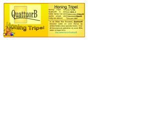 Honing Tripel
