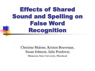 Christine Malone, Kristen Bouwman,  Susan Johnson, Julie Przekwas
