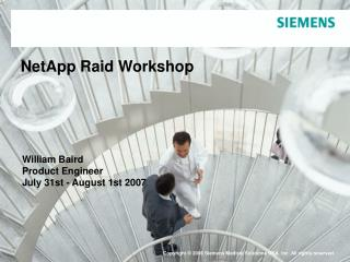 NetApp Raid Workshop