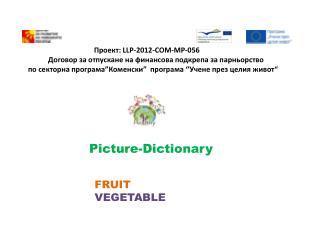 Проект : LLP-2012-COM-MP-056