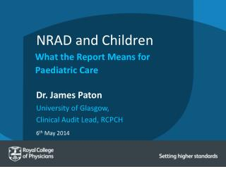 NRAD and Children