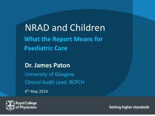 NRAD and Children