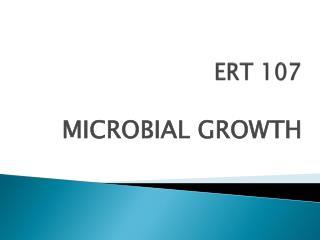 ERT 107
