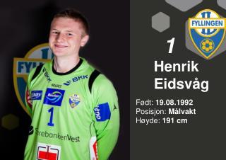Henrik Eidsvåg