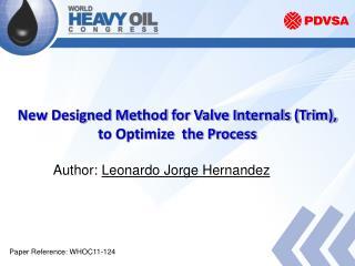 Author:  Leonardo Jorge Hernandez