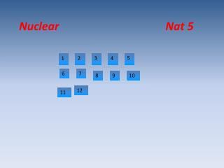 Nuclear                                      Nat 5