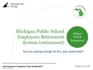 Michigan Public School Employees Retirement System (retirement)