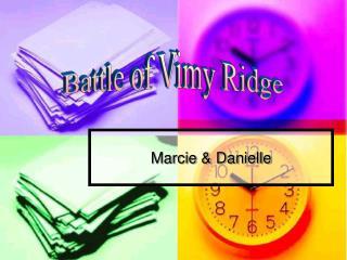 Marcie & Danielle