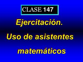 CLASE  147
