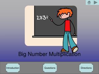 Big Number Multiplication