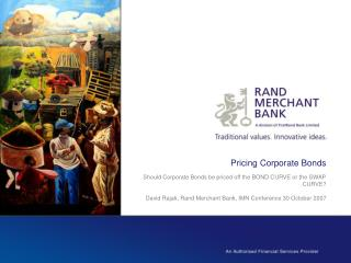 Pricing Corporate Bonds