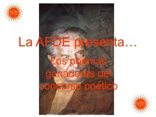La AFDE presenta�