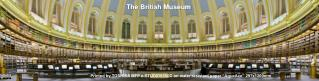 """The British Museum Reading Room"" - Picture taken by David Iliff"