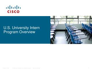 U.S. University Intern Program Overview