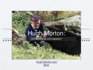 Hugh Morton:
