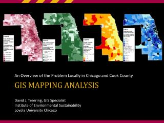 GIS Mapping Analysis