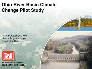 Ohio River Basin Climate Change Pilot Study