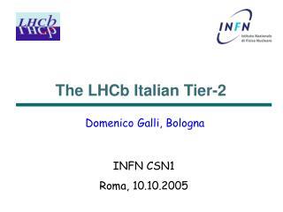 The LHCb Italian Tier-2