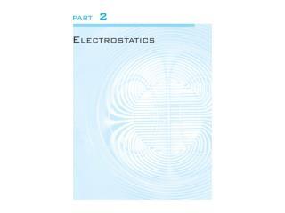 Electrostatic Fields