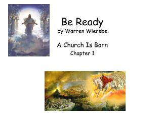 Be Ready by Warren Wiersbe