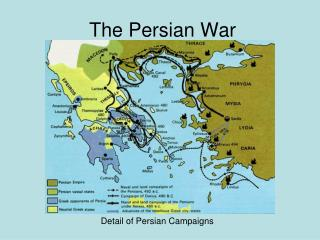 The Persian War