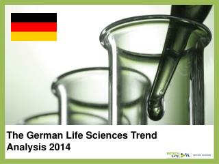 The German Life Sciences Trend Analysis 2014