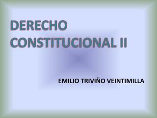 EMILIO TRIVIÑO VEINTIMILLA