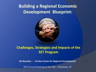 Building a Regional Economic Development   Blueprint :