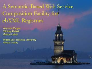 A Semantic-Based Web Service Composition Facility for ebXML Registries