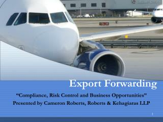 Export Forwarding