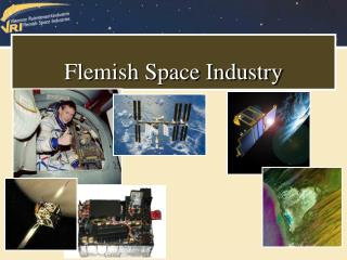 Flemish Space Industry