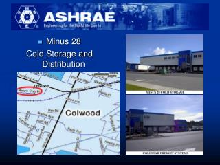 Minus 28 Cold Storage and Distribution