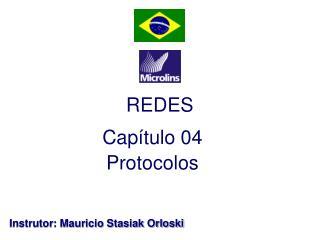 Capítulo 04 Protocolos