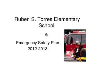 Ruben S. Torres Elementary School