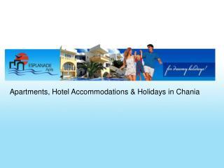 Esplanade Hotel - Chania