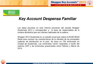 Key Account Despensa Familiar