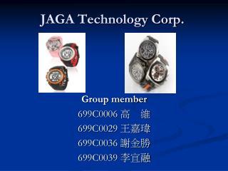 JAGA Technology Corp.
