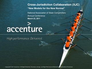 """Cross-Jurisdiction Collaboration (XJC) """"New Models for the New Normal"""""""