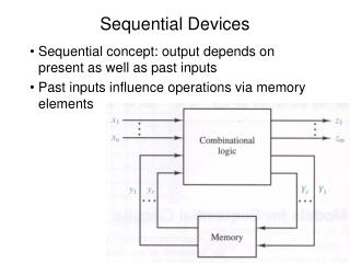 Sequential Devices